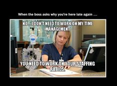 #nurselife You can't keep adding more and more tasks and expect people to keep up indefinitely.