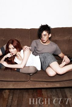 Hyuna yoo ah in dating rut