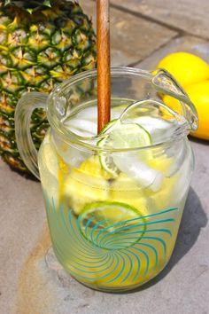 Recipe: Peruvian Pisco PunchPerfect Pitcher Drink