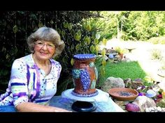 My New Grapes Portland Cement flower pot in Ga. Cement Crafts, Concrete Projects, Homemade Incubator, Diy Crafts Videos, Arts And Crafts, Cement Flower Pots, Concrete Leaves, Do Your Own Thing, Portland Cement