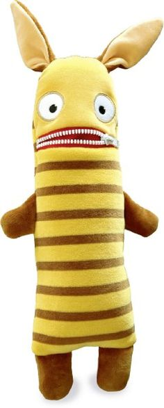 Worry Eater Sepp - these special soft toys like to gobble up your child's worries and fears.