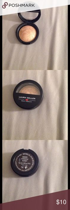 ❌PRICE DROP❌ NEW Laura Geller Baked Eyeshadow. Brand new. Never used. Champagne color. Sephora Makeup Eyeshadow