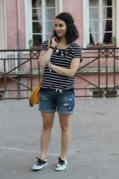 Le bazar d'Alison - Blog Mode d'une Lyonnaise: Stripes & Flowers