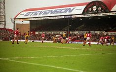 Middlesbrough F.C. - Ayresome Park - 1903-1995