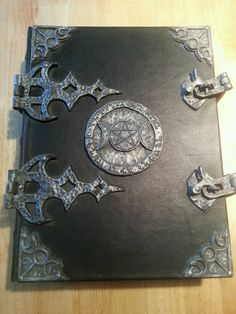 Another viable option for Merlin's grimoire, especially with the astrological references