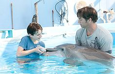 """Saw """"Dolphin Tale"""". I loved it!!"""