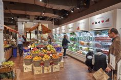 Few retailers in America exemplify la dolce vita better than Eataly. Originally launched in 2007 in Turin, Italy, by Oscar Farinetti, the Italian marketplace aims to showcase fresh, delicious food...