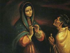 San Juan Diego, Prayers For Healing, Blessed Virgin Mary, Mother Mary, Christian Art, Our Lady, Sick, Mona Lisa, Artwork
