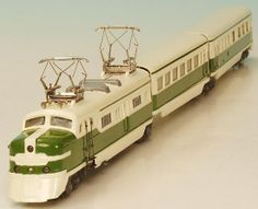 My blog about Model Trains: An interesting info and pics