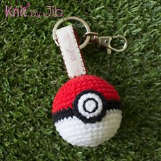 Have you been bitten by the Pokemon Go Bug? If so you know there are limited Pokeballs available in the game, but…. If you are a crafter there is no need to worry because I have put together a crochet pattern so you can make two different size Pokeballs.