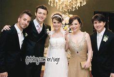 #2542 : Sandy e Lucas completam 5 anos de casados hoje. Que lindos... que sejam eternamente felizes!! [b]___________________________ Cau* Sigam-me: @caumt - @slejl Visitem-me: http://www.slejl.blogspot.com[/b] | sejr