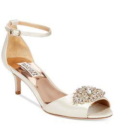 729353b00b1 Badgley Mischka Acute Evening Sandals Shoes - Pumps - Macy s