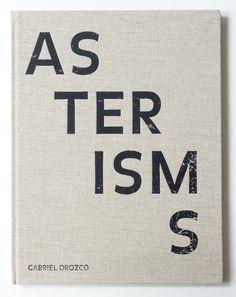 Asterisms | Gabriel Orozco