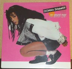 Donna Summer Cats Without Claws Sealed Record by RASVINYL on Etsy