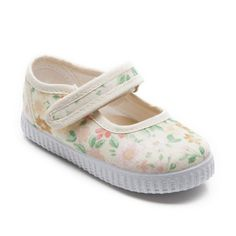Great Flower - Canvas Shoe