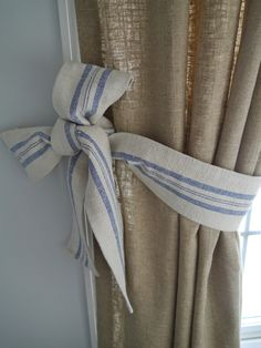 Chateau Chic: How Hard Can It Be To Tie A Bow