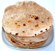 Chapati – Paine indiana fara drojdie | Bucatarie Indiana Vegetariana 21 Day Fast, Chapati, Chutney, Indiana, Cake Recipes, Vegetarian, Bread, Ethnic Recipes, Food