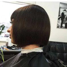 17-Bob Hairstyle 2017