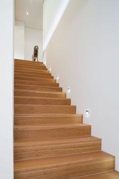 Treppe + Dielen amerik. Kirschbaum geölt