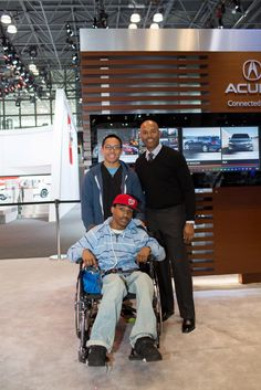 Rallye Acura and St. Mary's Children's Hospital at the 2013 New York