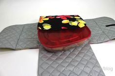 Nancy Zieman shows how to Sew an easy Casserole Carrier