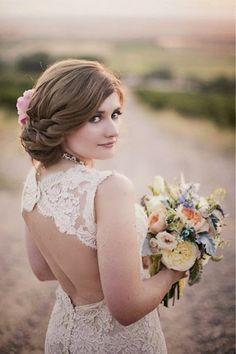 Increíbles peinados de novia | Temporada 2014