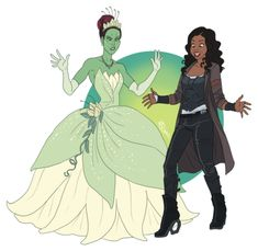 Princess Tiana, Disney Princess Art, Disney Fan Art, Marvel Avengers Movies, Marvel Funny, Marvel Art, Dreamworks Movies, Disney And Dreamworks, Tiana Disney