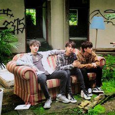 Stray Kids - Chan, JiSung e ChangBin