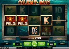 Silent Run im Test (Net Ent) - Casino Bonus Test