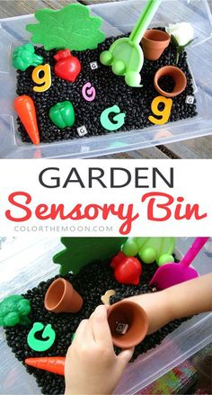 Garden Kid Crafts - List of 20 Crafts For Kids - A Crafty Life - - A list of lots of fun garden kids crafts - vegetables garden decor and more. Have fun this spring create some of these creative crafts. Kids Crafts, Garden Crafts For Kids, Spring Crafts For Kids, Toddler Crafts, Preschool Crafts, Garden Kids, Creative Crafts, Garden Art, Preschool Garden