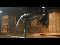 Tony Jaa vs. Michael Jai White - Skin Trade (2015) Skin Trade, Michael Jai White, Tony Jaa, Martial Artist, Tai Chi, American Actors, Kung Fu, Action, Movie