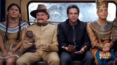 NIGHT AT THE MUSEUM 3 Trailer (Ben Stiller - 2014)  :D  @sweetpeaslilies have you seen this yet?