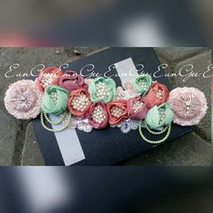 Head piece wedding hijab