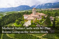 World's Most Expensive Home Hits Market for €1 Billion - Mansion Global
