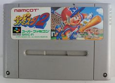 #‎Famicom‬ :  Super Famicom :  Super Famista 2 SHVC-FI http://www.japanstuff.biz/ CLICK THE FOLLOWING LINK TO BUY IT ( IF STILL AVAILABLE ) http://www.delcampe.net/page/item/id,0365745251,language,E.html