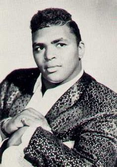 one of my favorite soul artists out of Memphis - Solomon Burke.