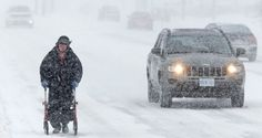 Bora shkakton kaos në Gjermani dhe Poloni, bllokohen 150 mijë automjete në rrugë! (FOTO) - http://alboz.al/bora-shkakton-kaos-ne-gjermani-dhe-poloni-bllokohen-150-mije-automjete-ne-rruge-foto/