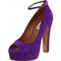 Steve Madden Women's Deviaate Open-Toe Pump - designer shoes, handbags, jewelry, watches, and fashion accessories   endless.com