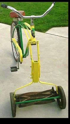 Lawn and garden/ I wish I had one of this when my boys were little