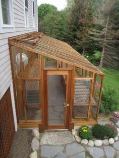 Greenhouse Plans 589830882432734829 - DIY Lean to Greenhouse: Kits on How to Build a Solarium Yourself!