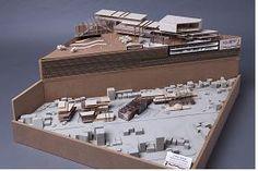 2014 한국건축문화대상 Arch Model, Graduation Project, Beautiful Space, Scale Models, Architecture Design, Construction, House Design, Building, Home Layouts