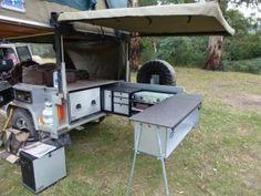 » CAMPER TRAILER KITCHENS » Drifta Camping & 4WD