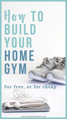 8 Reasons to workout at home, and how to build your living room or home gym for cheap| home gym| no equipment| little equipment | workout at home