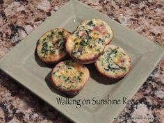 Walking on Sunshine: Mini Quiche...