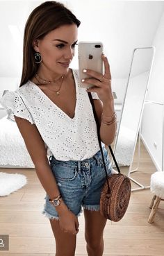 Cute simple outfits, casual outfits, cute outfits, spring summer fashion, s