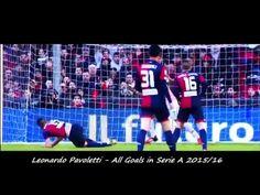 Leonardo Pavoletti - All Goals in Serie A 2015/16 - YouTube