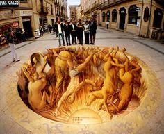 Absolutely Amazing Street Art – 24 Pics