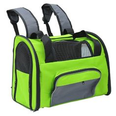 Pawhut Soft Sided Dog Travel Pet Carrier Shoulder Bag Bac...