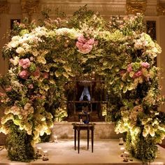 I have no need for a Chuppah, but these are Breathtaking!!!