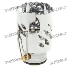 Outdoor Camping Portable Folding Windproof Gas Stove  Price: $13.20